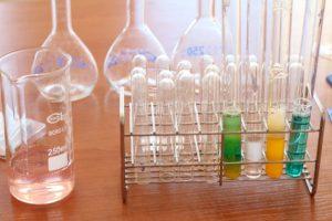 probówki - szkło laboratoryjne